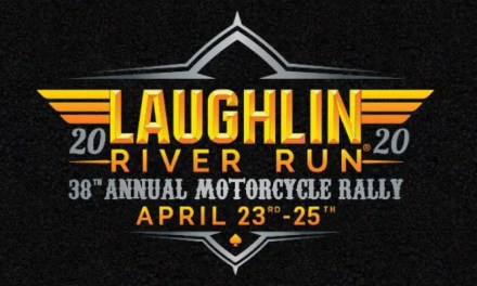 Laughlin River Run 2020 – Back on!