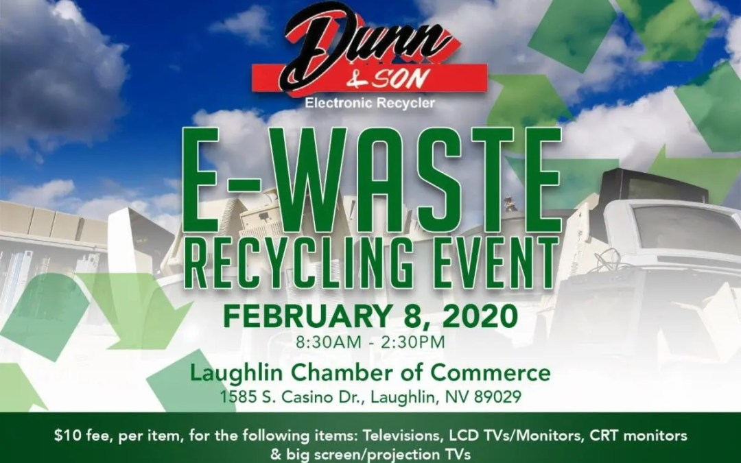 E-Waste Recycling Event