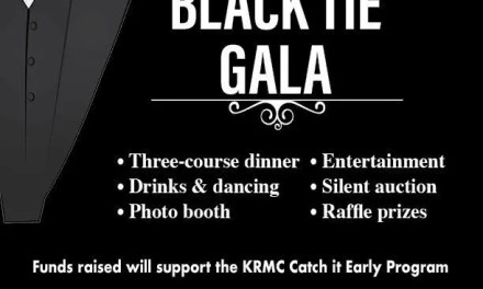 KRMC Foundation hosts third annual Black Tie Gala