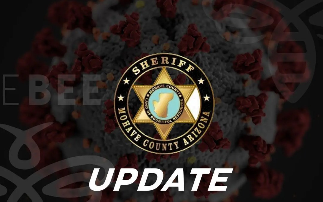 Mohave County Sheriff's Office lobby and all substations will be closed to the public