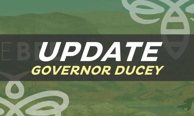 Governor's Update – Telemedicine + Major Disaster Relief