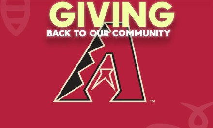 D-BACKS TO DONATE ANOTHER $500,000 TO COMMUNITY FOR EMERGENCY RELIEF EFFORTS