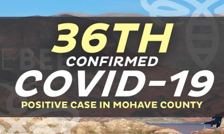 5 New Positive Cases All in Kingman Area, Now 36 Cases in County