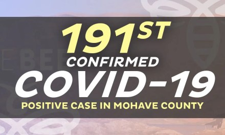 Five New COVID-19 Cases; One Death