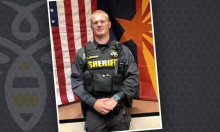 Welcome Andrew Sundberg to MCSO!