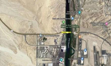 State Route 163 Lane Reductions Near AZ Border Overnight June 15 in Laughlin
