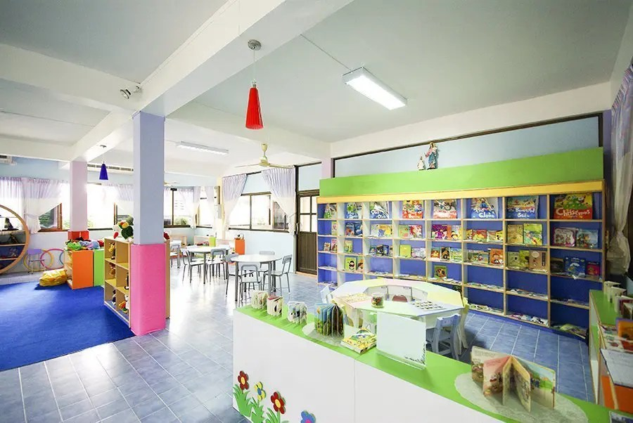 Child Daycare Facilities