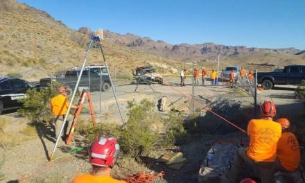 Abandoned Mineshaft Oatman Arizona Search and Rescue