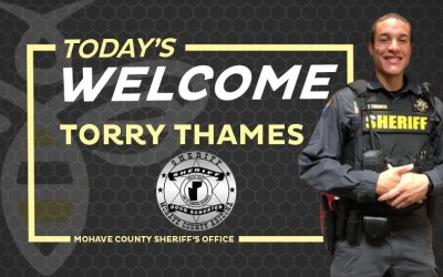 Welcome new Deputy!