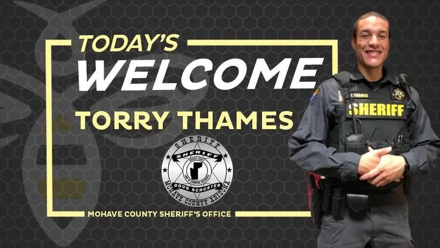 Welcome new Deputy!