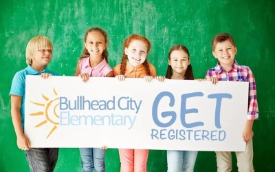 PARENTS URGED TO REGISTER STUDENTS ASAP FOR BULLHEAD SCHOOL YEAR STARTING JULY 29