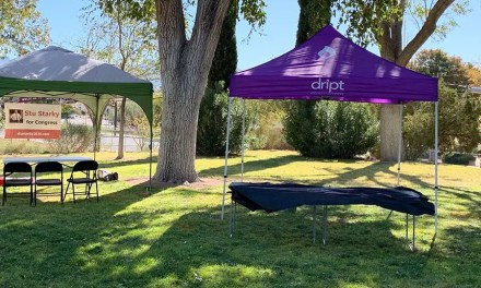 """First Local Group """"Adopts-a-Park"""" in Kingman"""