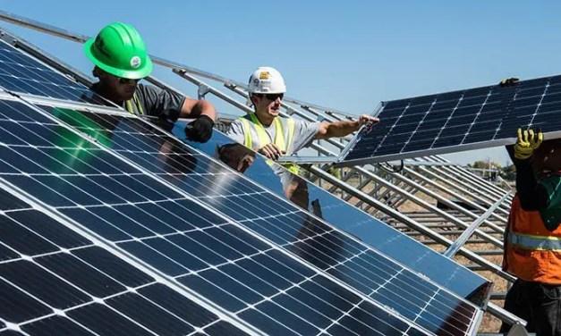 Gosar, Sinema, and McSally introduce the La Paz County Solar Energy and Job Creation Act