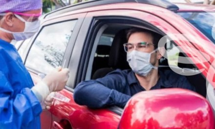 FREE Drive-Thru COVID-19 Saliva Testing