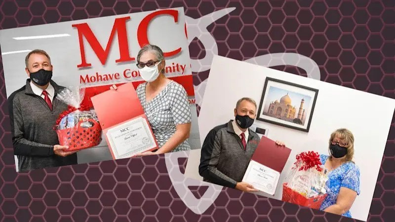 MCC congratulates long-time employees with service awards