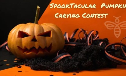 "The Bee Presents ""Spooktacular Pumpkin Carving Contest"""