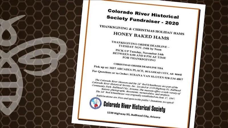 Colorado River Historical Society Fundraiser
