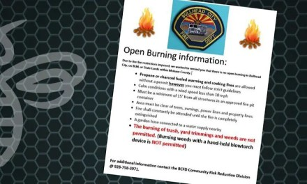 Burn Ban Update