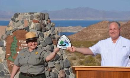 Interior Secretary Designates 76-Mile Mohave National Water Trail