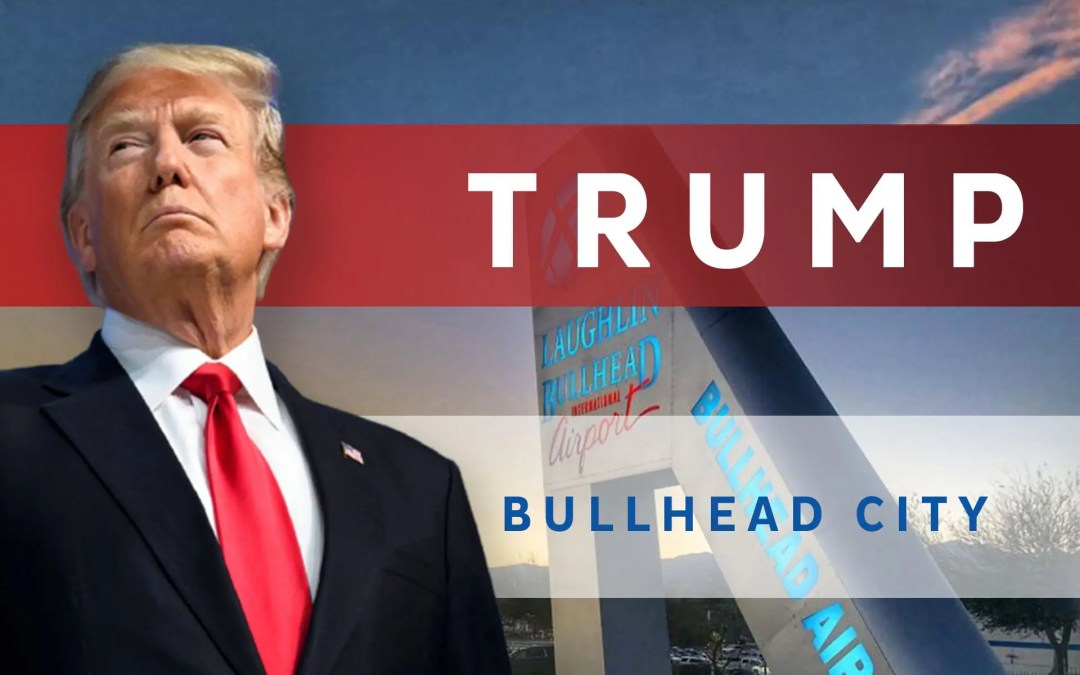 Trump coming to Bullhead City, AZ