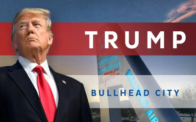 Trump coming to Bullhead City, AZ