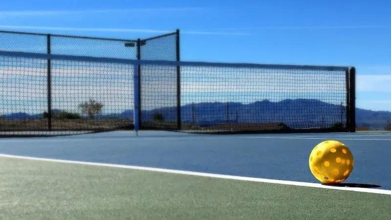 Pickleball Courts Groundbreaking at Dick Samp Park