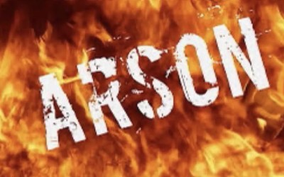 SILENT WITNESS OFFERS REWARD FOR ARSON INCIDENTS