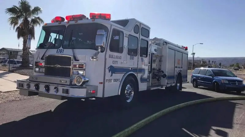 Bullhead Fire Department 2020 Activity Report
