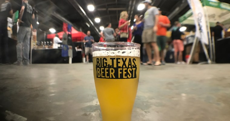 Surviving the Big Texas Beer Fest 2017