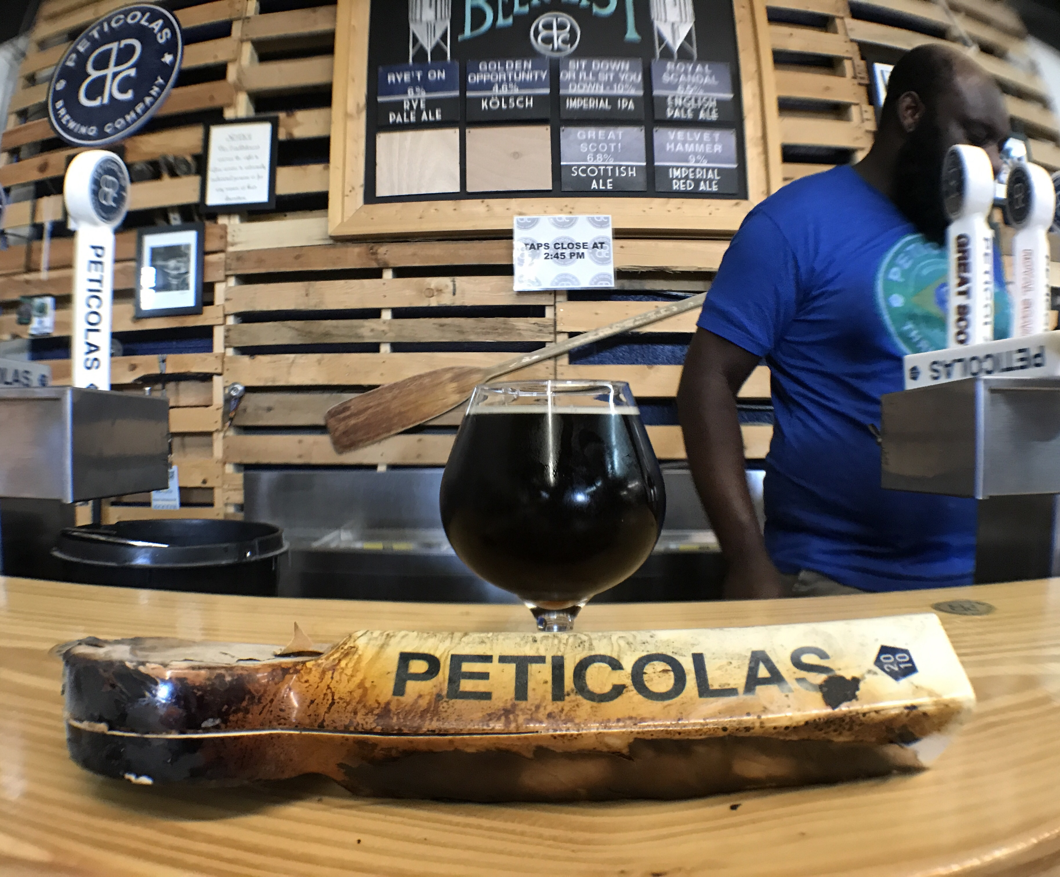"""It's Always Something"" Peticolas Interview Special"
