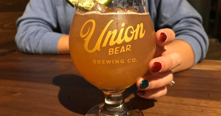 The Union Bear- A beer lover's and foodie's oasis!