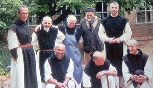 Les 7 moines tristement célèbres