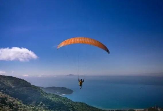 Physics Of Parachute
