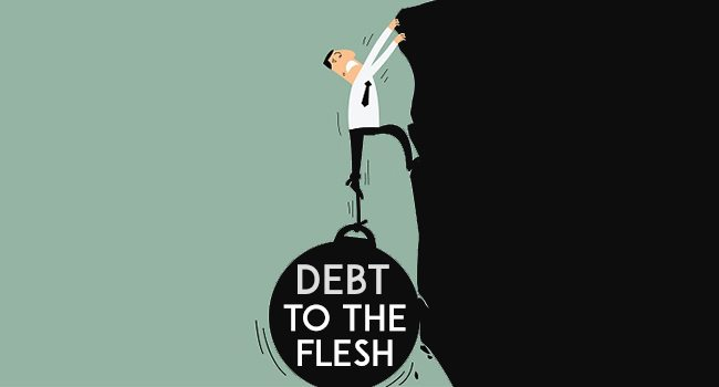 Debtors to the Spirit or to the Flesh