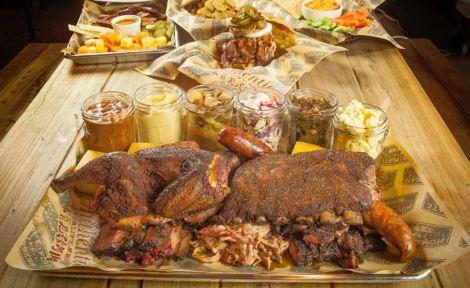 Feel the Burn: Home Plate BBQ