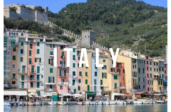 ITALY | the belle abroad