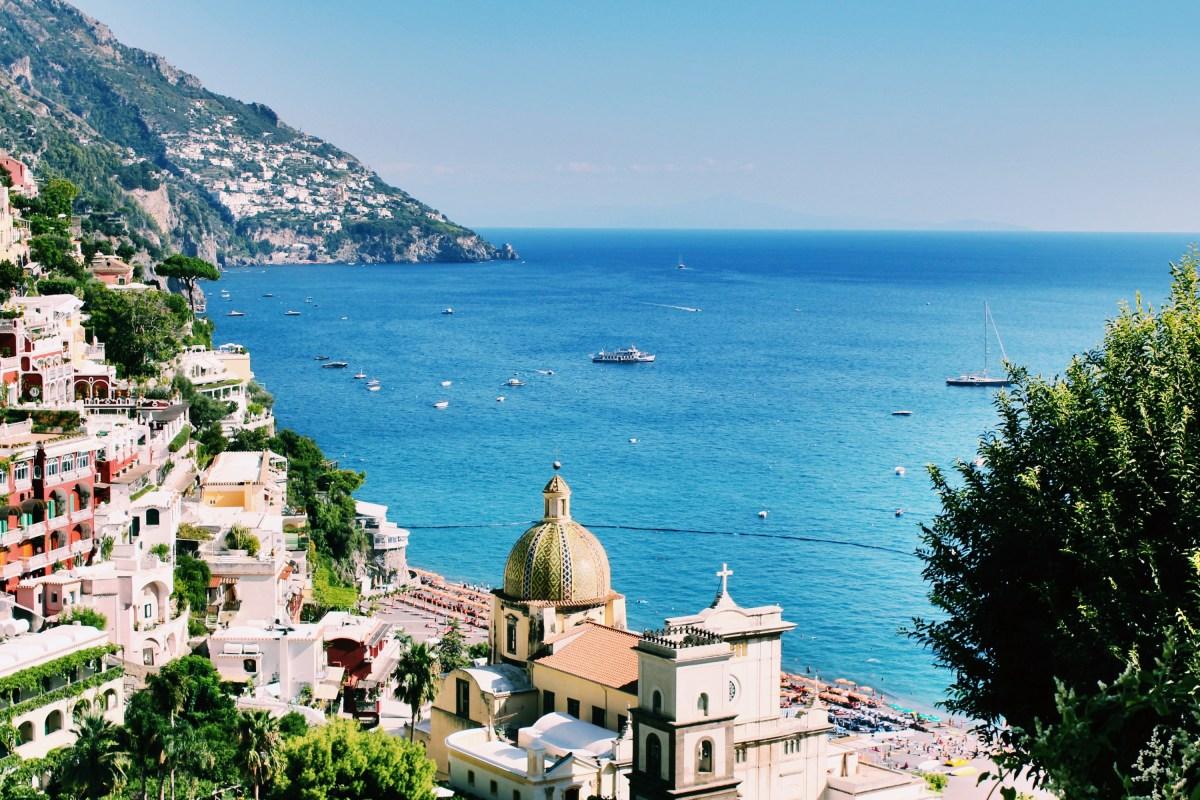Amalfi Wanderings : Positano & Praiano