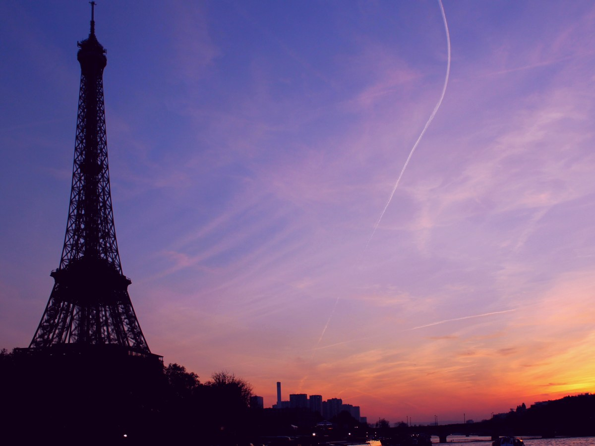 A Love Affair with Paris