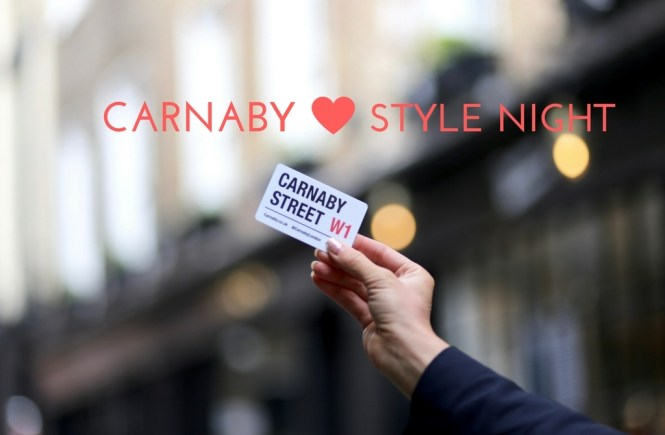 Carnaby Style Night