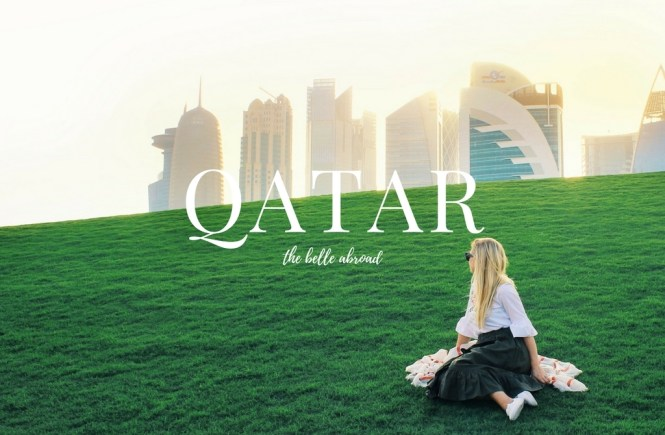 Doha Qatar | the belle abroad