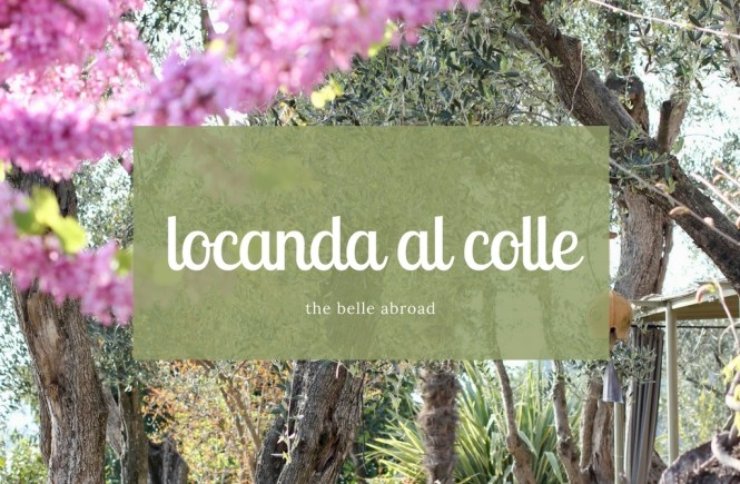 locanda al colle | the belle abroad