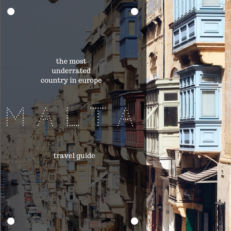 WHY MALTA IS THE MOST UNDERRATED COUNTRY IN EUROPE