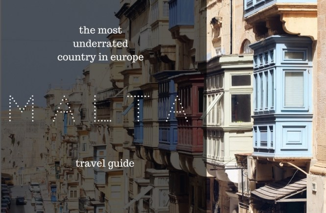 MALTA : Europe's Most Underrated Country | the belle abroad