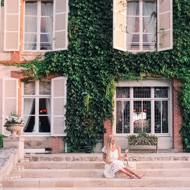 PERRIER JOUET in NEXT | the belle abroad