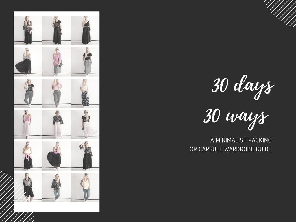 30 DAYS 30 WAYS