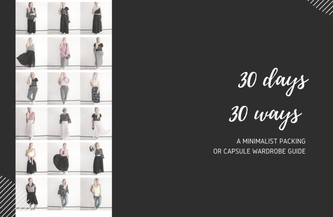 30 DAYS 30 WAYS   the belle abroad