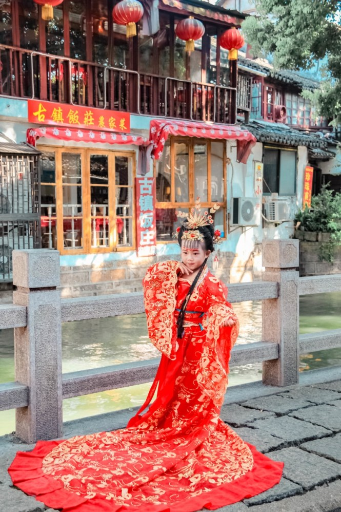 Ancient China Water Village | the belle abroad