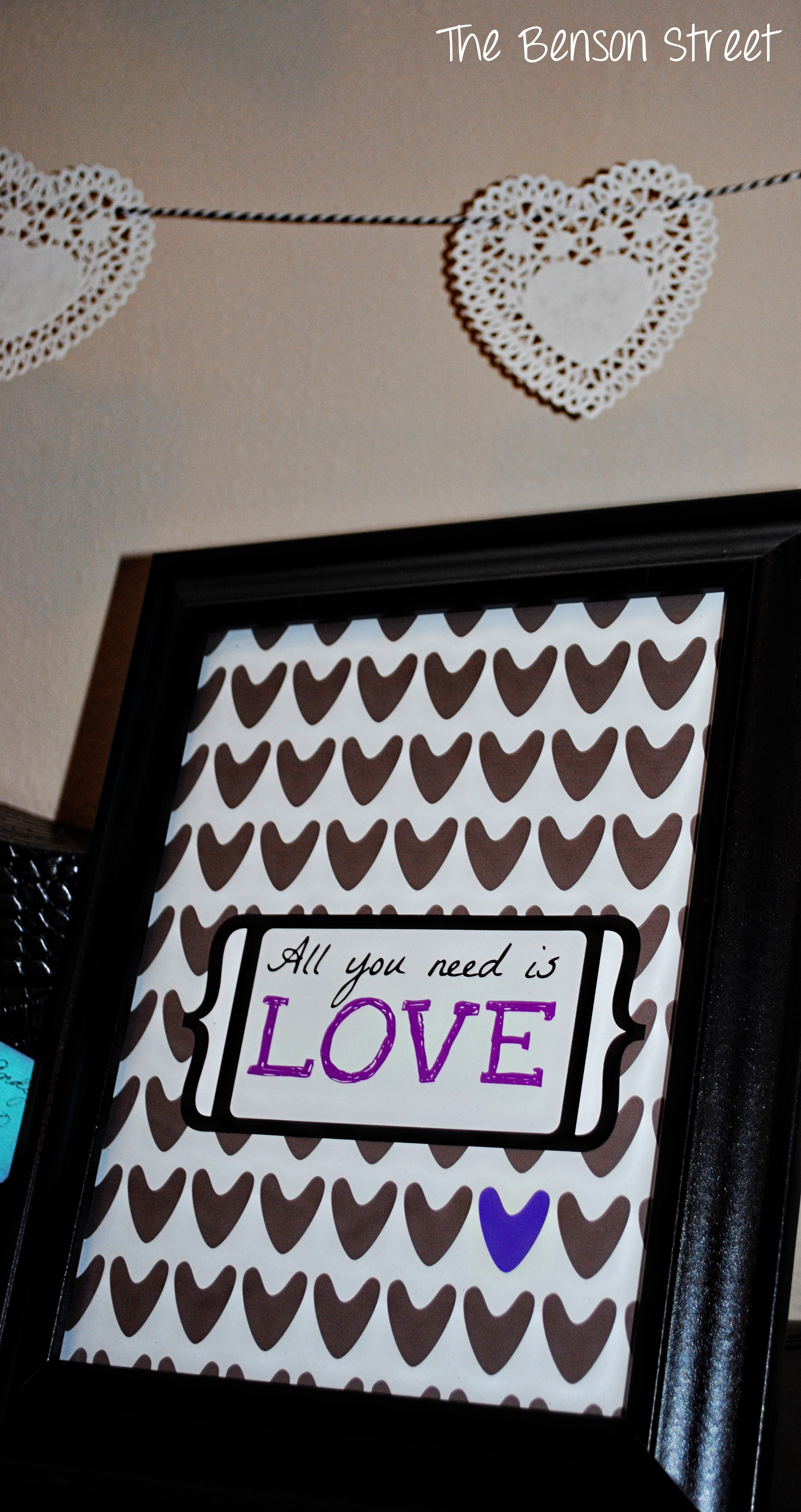 All You Need is Love {A Valentine's Printable} - The ...