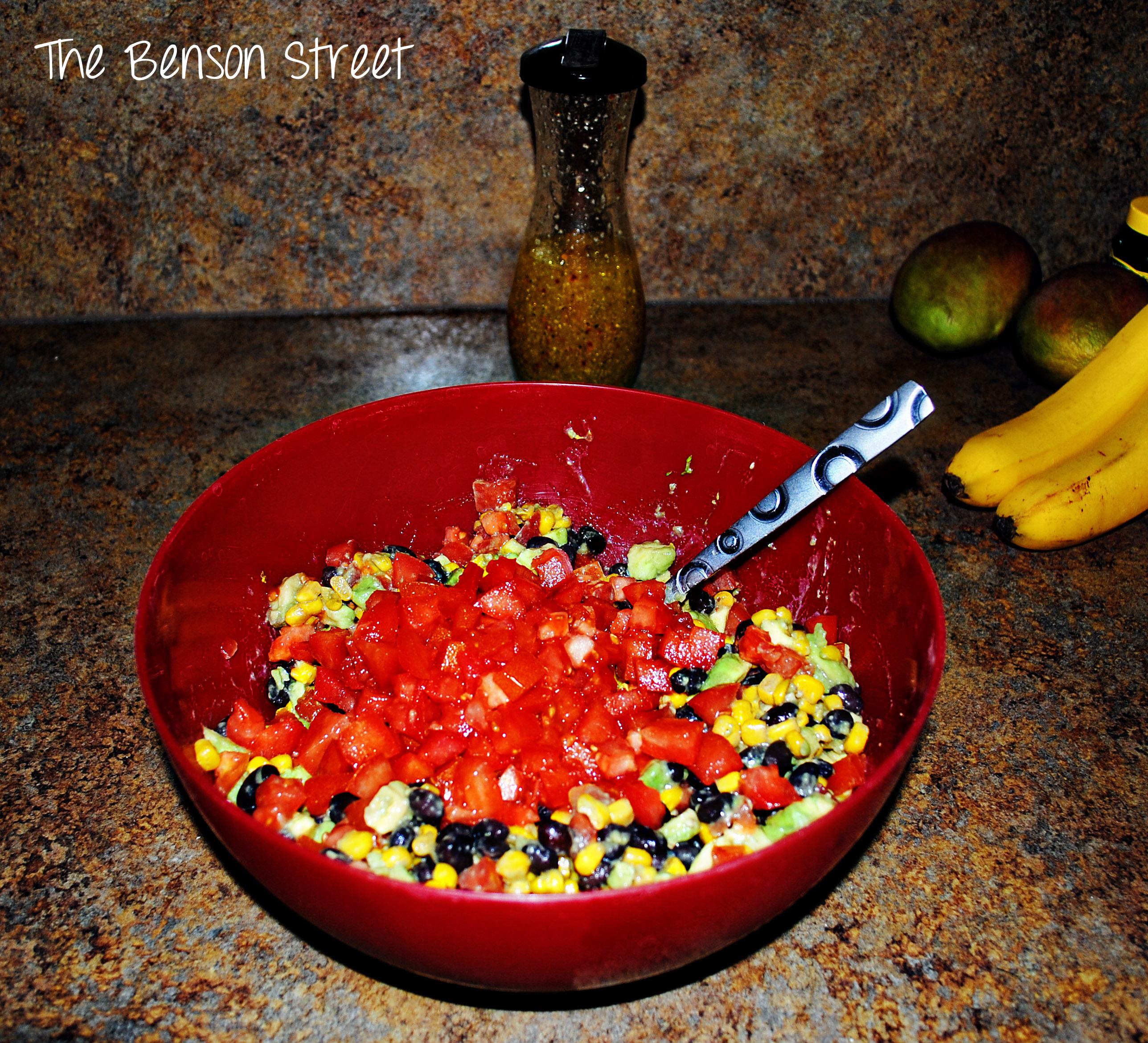 Black Bean & Corn Salsa 3