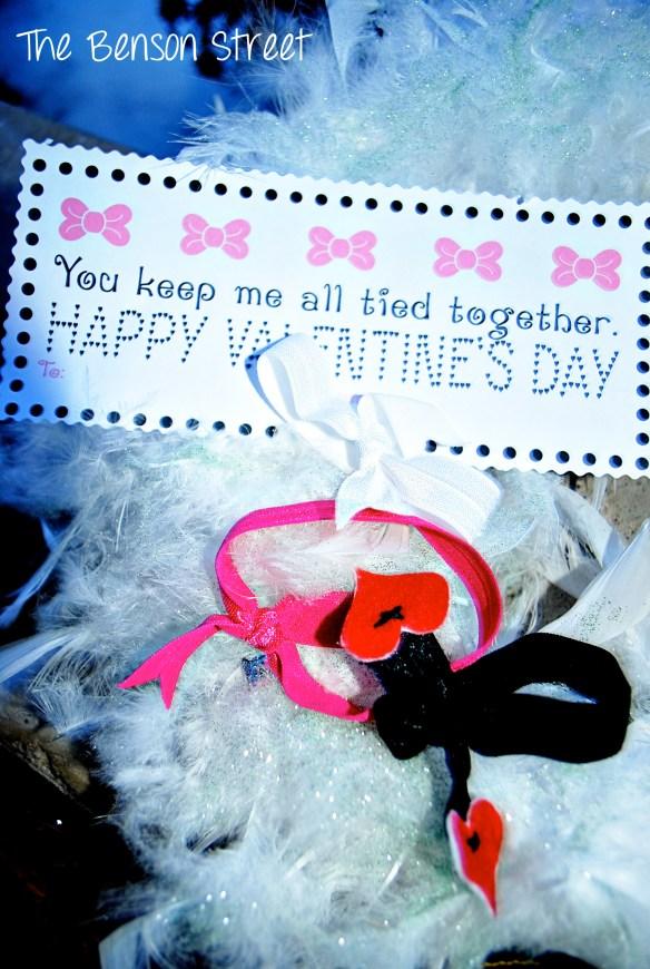 Hair Tie Valentine at The Benson Street2